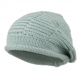 Ladies Cable Knit Beret