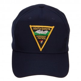 South Dakota Highway Patrol Patched Cap