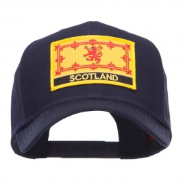 Europe Scotland Flag Patched Cap