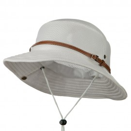 Big Size Deluxe Mesh Bucket Hat