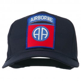 82nd Airborne Military Patched Cap