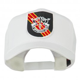 US Army Special Forces De Oppresso Liber Patched High Profile Cap