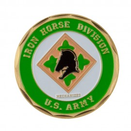 U.S. Army Division Coin (2)