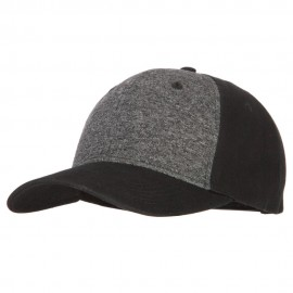 Deluxe Brushed Cotton Two Tone Twill Cap