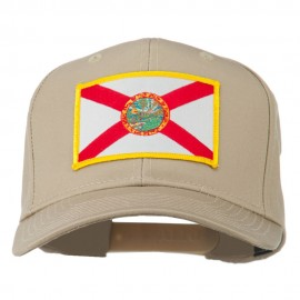 Eastern State Florida Embroidered Patch Cap
