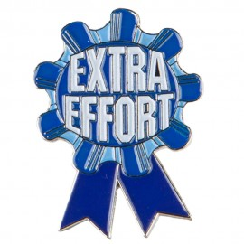 Extra Effort Lapel Pin