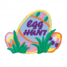 Easter Egg Hunt Patches
