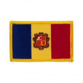Europe Flag Embroidered Patches