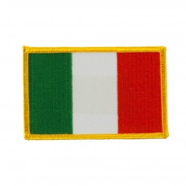 Europe Flag Embroidered Patches - Ireland