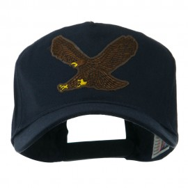Eagle Military Large Embroidered Patch Cap