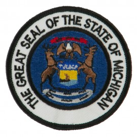 Eastern State Seal Embroidered Patch
