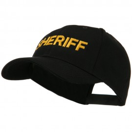 Embroidered Military Cap - Sheriff