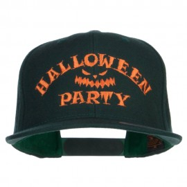 Halloween Party Embroidered Snapback Cap