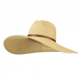 UPF 50+ Tweed Floppy Sun Hat