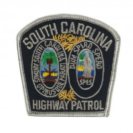 Eastern State Police Embroidered Patches - SC Hwy