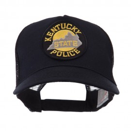 USA Eastern State Police Embroidered Patch Cap - KY State