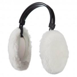 Ear Muffs - White