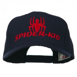 Spider Kid Embroidered Youth Cap