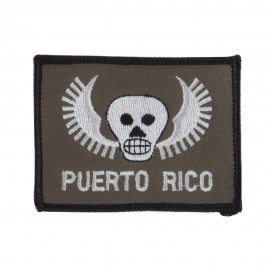 ETC Embroidered Military Patch