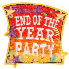 End of the Year Party Patch