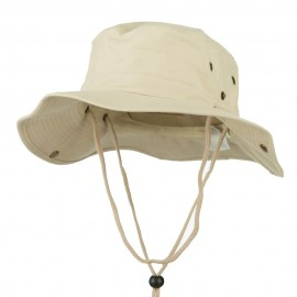 Fishing Hat (01)-Beige