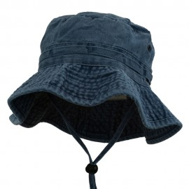Fishing Hat (02)-Navy