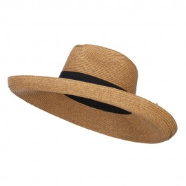 UPF 50+ Fedora Crown Roll Up Hat