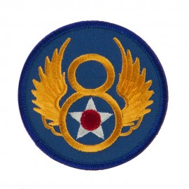 Air Force Division Embroidered Military Patch