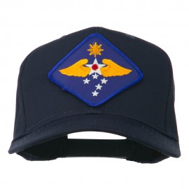 Far East Air Force Patched Cap