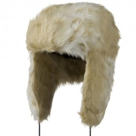 Woman's Faux Fur Trooper Hat