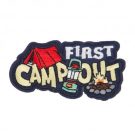 First Camping Patches