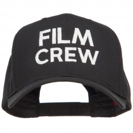 Film Crew Embroidered Twill Pro Cap