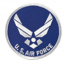 Air Force Logo Mixed Patches - US Air Force with Hap