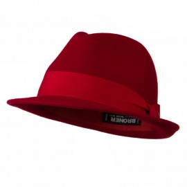 Women's Felt Fedora Matching Band
