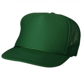 Summer Foam Mesh Trucker Cap - Kelly Green