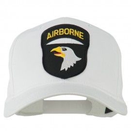 101st Airborne Patched Cap