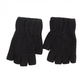 Women's Fingerless Textured Glove