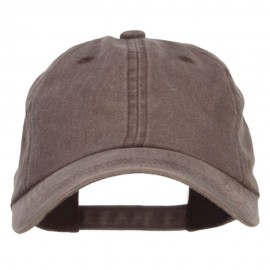 Unstructured Pigment Dyed Cotton Cap
