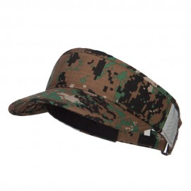 Digital Army Roll Up Visor