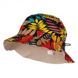 Men's Reversible Island Bucket Hat