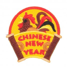 Chinese New Year Patch