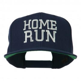 Home Run Embroidered Cap