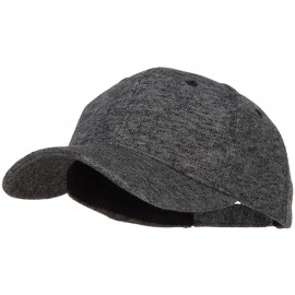 Heather Polyester Low Profile Cap
