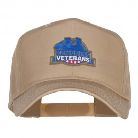 Honoring Veterans Patched Cap
