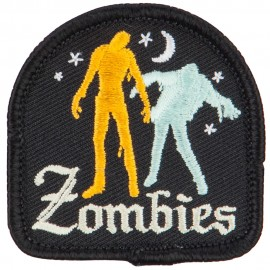 Halloween Zombies Patches