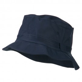 Cotton Fisherman Hat - Navy
