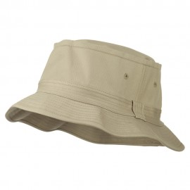Cotton Fisherman Hat - Khaki