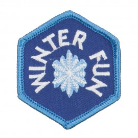 Winter Fun Patches