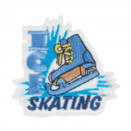 Ice Skating Patches