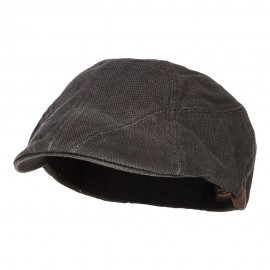 Infinity Selection Canvas Ivy Cap - Black